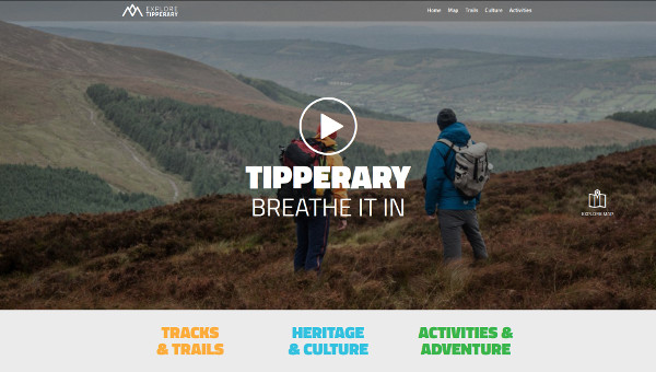Explore Tipperary Website